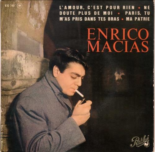 Enrico Macias - Paris, Tu M'As Pris Dans Tes Bras (1964) 01