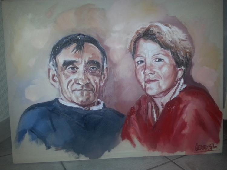 Portrait de mes Parents