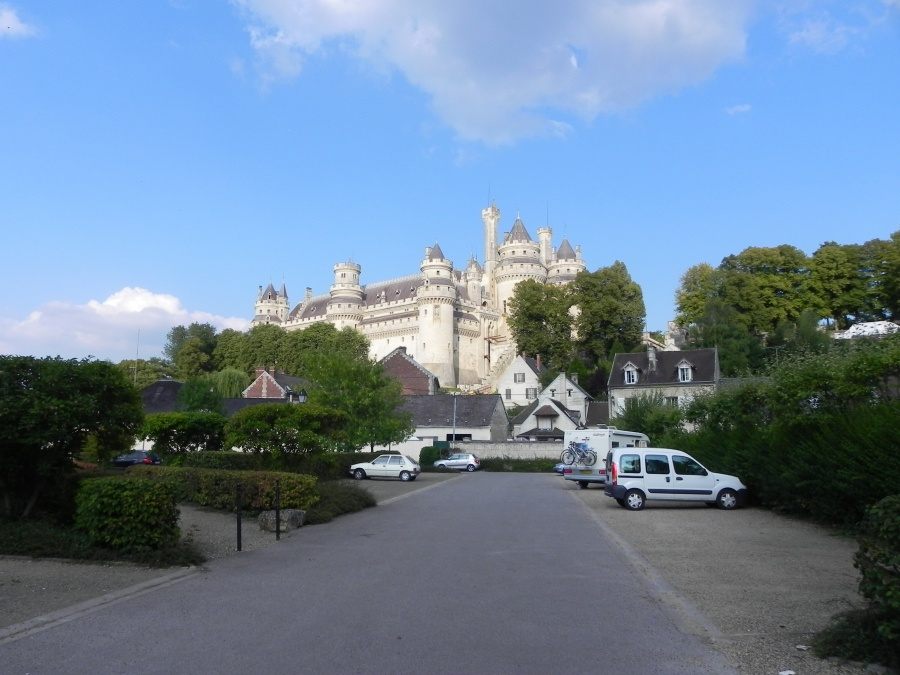 Ballade à PIERREFONDS
