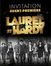 Invitation spéciale à l'AVANT PREMIERE de Laurent & Hardy