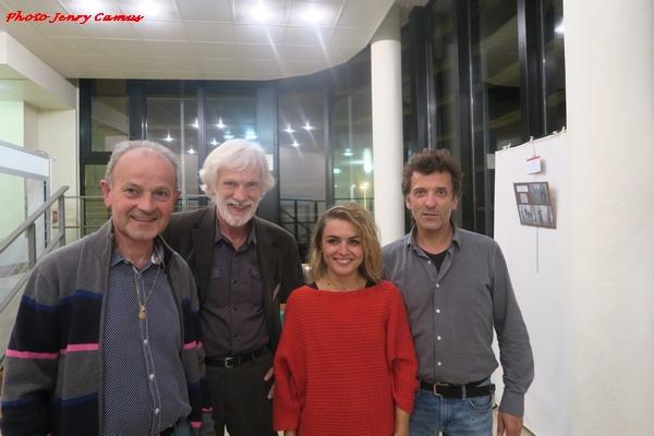 Kiki de Montparnasse a enchanté de nouveau les Châtillonnais  au Théâtre Gaston Bernard !