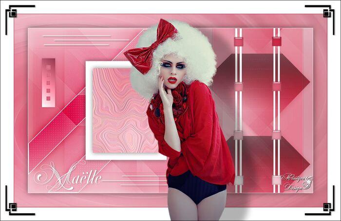 Maelle - Crealinegraphic