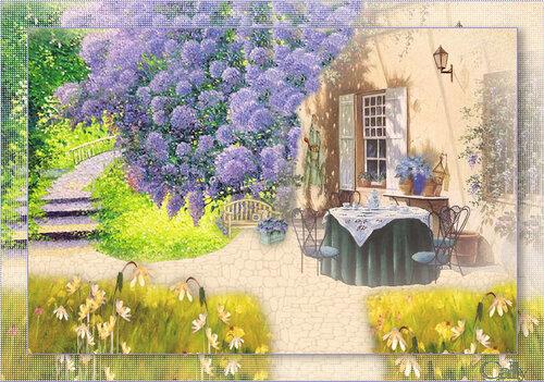Le jardin de grand-maman