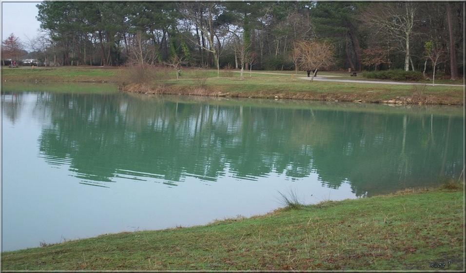 Encore un lac!