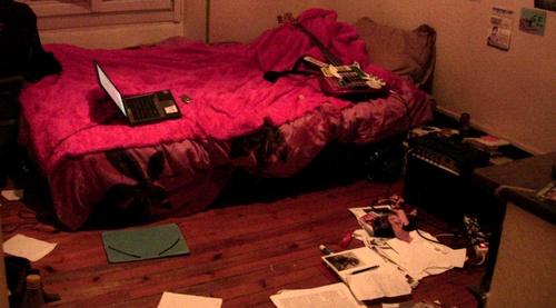J'ai une chambre