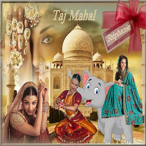 Taj Mahal chez lara