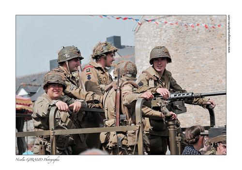 Libération 44 Normandie 70° anniversaire