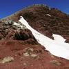Début de la remontée vers le sommet du Vértice de Anayet