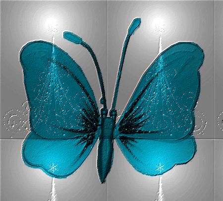 Papillons de fête