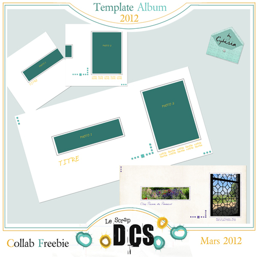 DCS Pack Templates Mars 2012