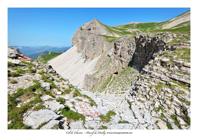 Haute vallée du Buëch dans le Dévoluy Dromois!