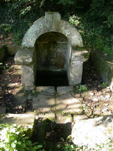 Pleumeur-Bodou, fontaine Saint-Samson