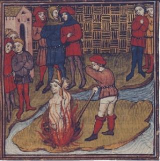Les Enquêtes de M. de Mortagne, bourreau, tome 1, Le Brasier de Justice ; Andrea H. Japp