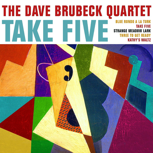 BRUBECK, Dave - Three To Get Ready (1959)  (Jazz)