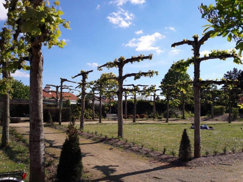 Le parc de la Balinière à Rezé suite