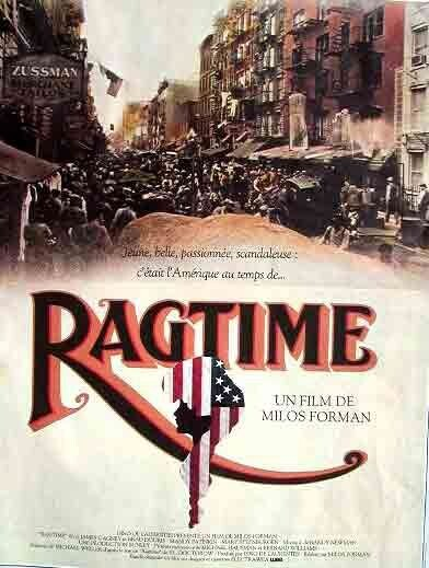 RAGTIME BOX OFFICE FRANCE 1982