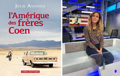 Julie Assouly, L'Amérique des frères Coen, CNRS éditions, 2013