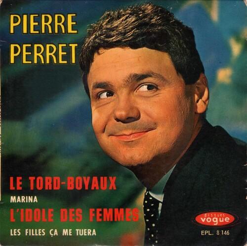 Pierre Perret - Marina (1963)