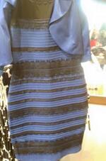 La robe aux multiples couleurs