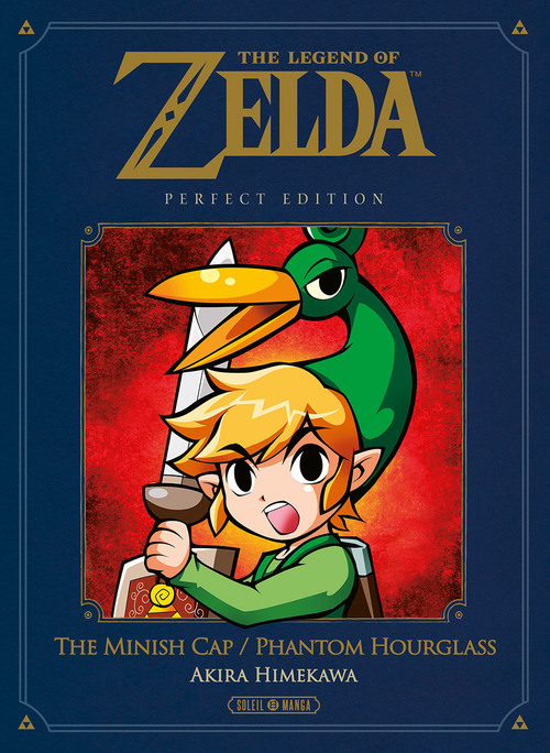 The legend of Zelda - The minish cap - Phantom hourglass - Akira Himekawa