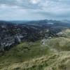 Du sommet du pico de Arlas, la Contienda, La Kartxela et le pic d\'Orhy