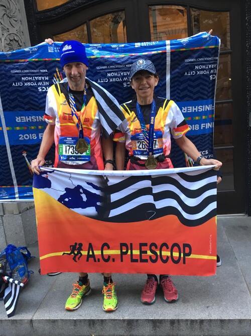 Marathon de New York  - Dimanche 4 novembre 2018
