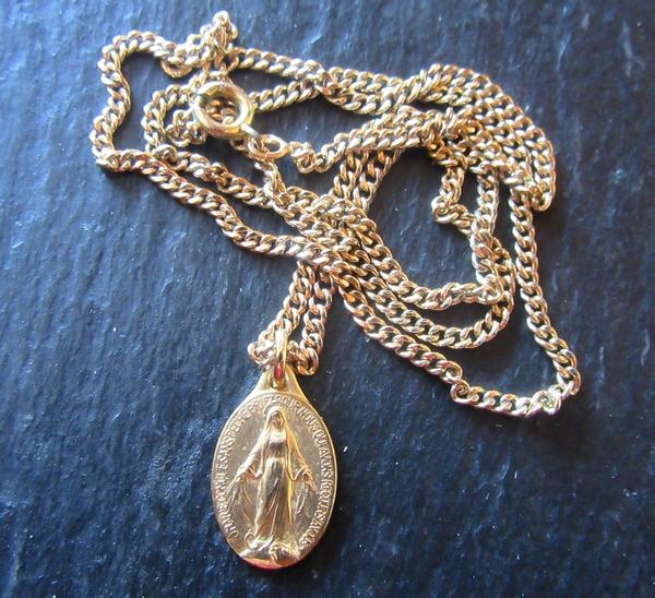 La médaille miraculeuse de la rue du Bac....