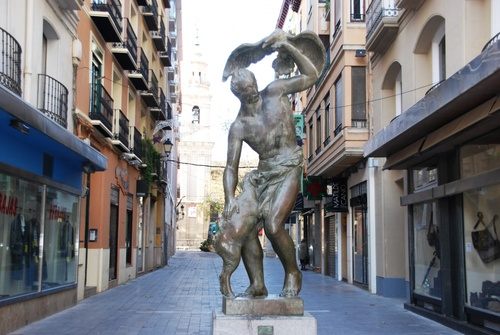 Zarragosse en Espagne (photos)