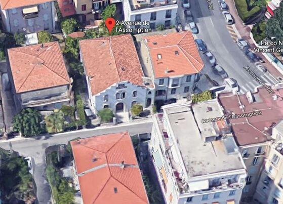 Nice - 2 Avenue de l'Assomption (GoogleMaps 3D)