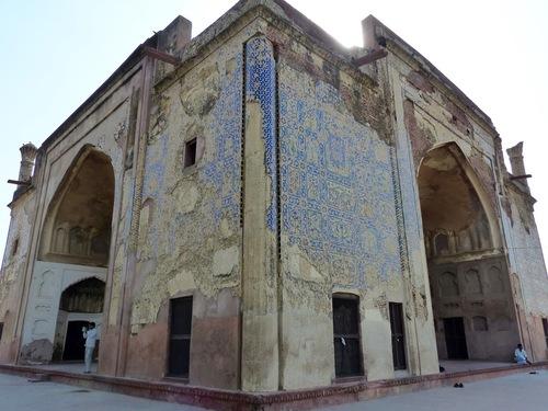 Chini Ka Rauza à Agra