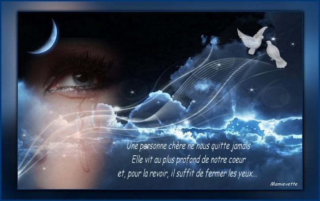 La vie en bleu avec Mamievette !