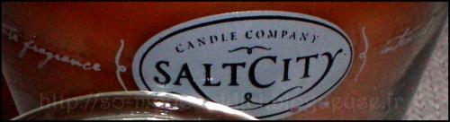 Salt City, la référence en matière de bougies!