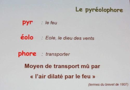 Les frères Niepce et leurs étonnantes inventions, une conférence de l'Association Culturelle Châtillonnaise