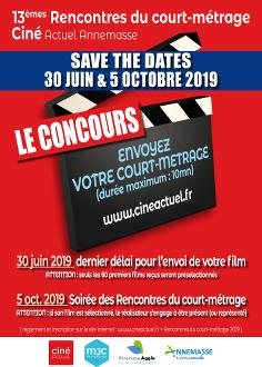 Concours de courts-métrages 2019