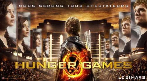 Hunger Games réalisé par Gary Ross