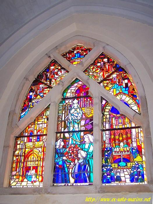 Morbihan Eglise de Riantec-56670-2