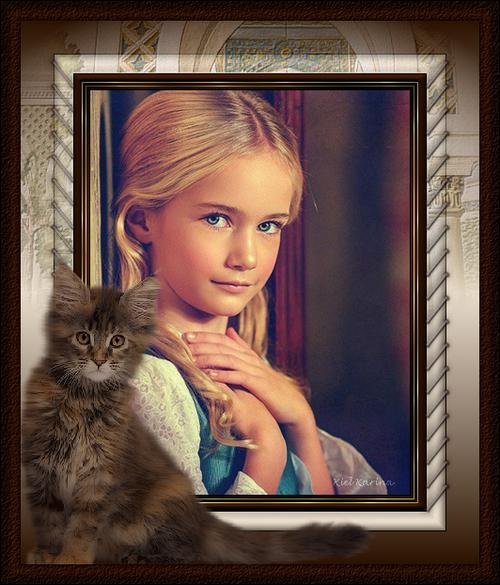jolie petite fille