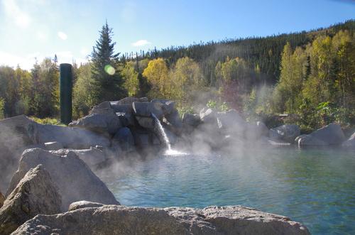 Jour 12 - Chena Hot Springs