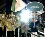 EL-MAOUHAB porte-drapeau de l'Algérie aux J.O de 1996