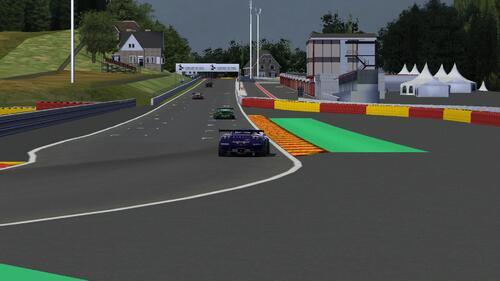 Team Berlanga Ascari KZ1R