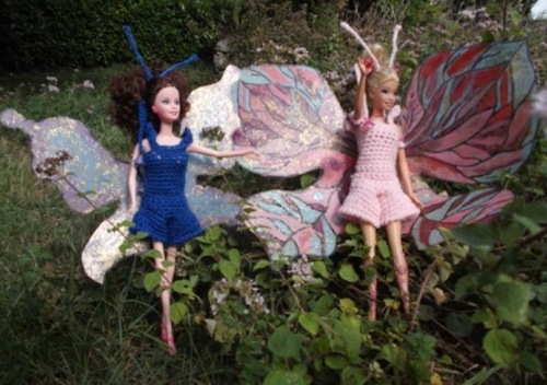 Créations -stylites 2017 : aérienne robe Papillon (1)
