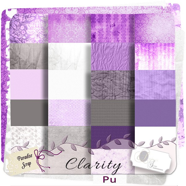 Clarity de Angelique's Scraps