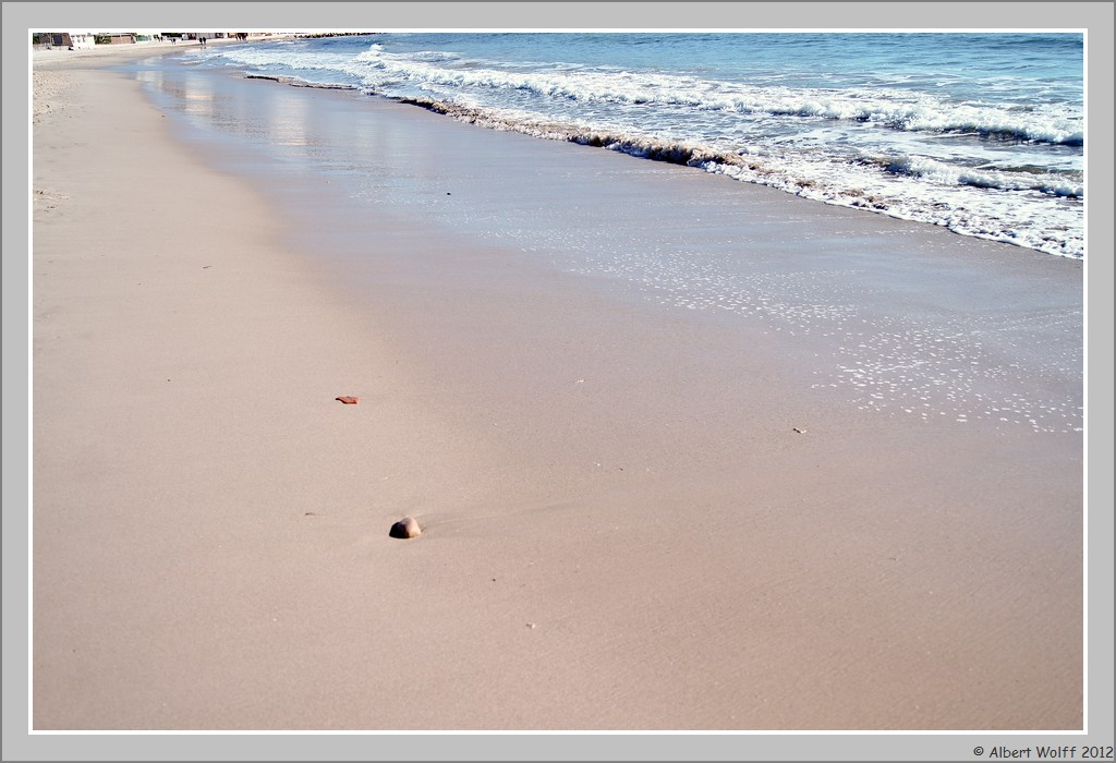 Des vagues et du sable et un peu plus...