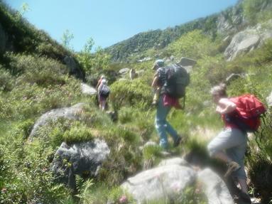 Etang du Garbet (Aulus les Bains - 09)