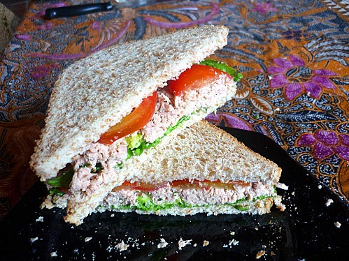 Sandwich Au Thon Chesapeake