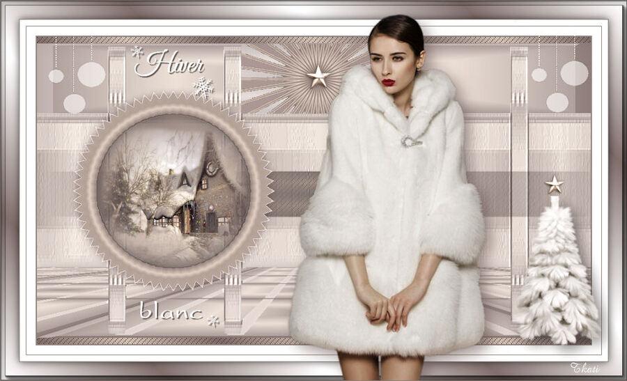 Hiver Blanc