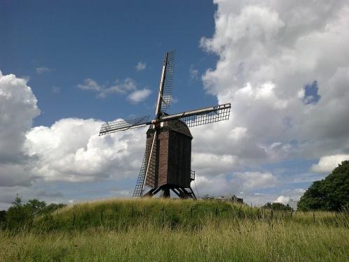 Le moulin à vent de Woluwe-Saint-Lambert (historique)
