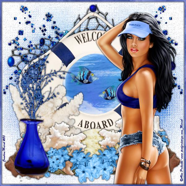 """Tutoriel """"Bleu Azur"""""""
