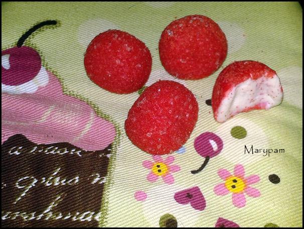 Bonbon style Haribo en boucle d'oreille