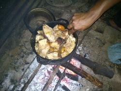 Cuisine longtemps